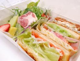 1000円のサンドイッチBOX③画像
