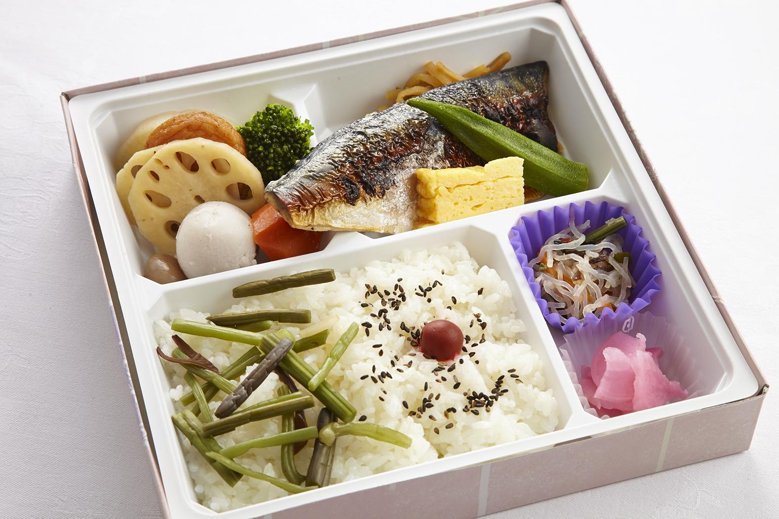 サバの味噌焼き御膳~GINJIROU流~