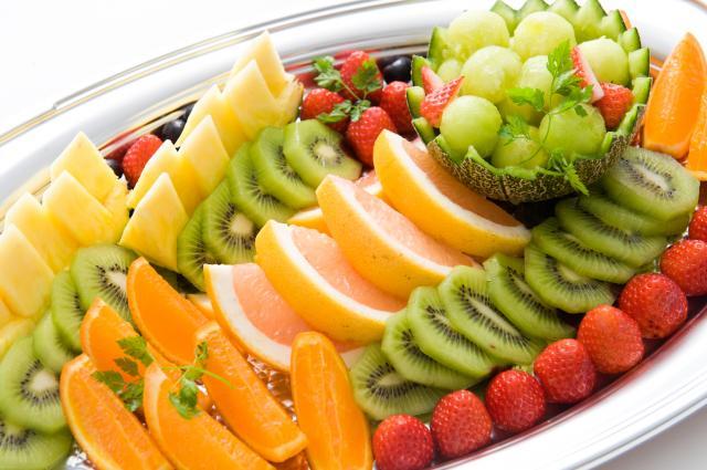 フレッシュフルーツ盛り合わせ画像