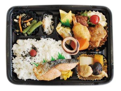 鮭入り弁当(かづみ)画像