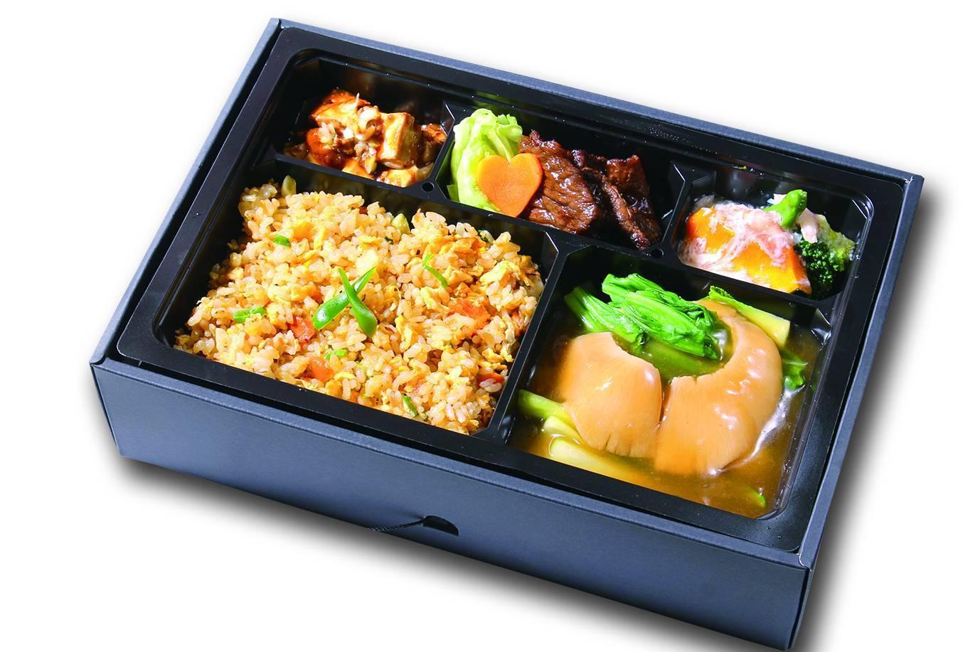 温まるフカヒレ&麻婆豆腐弁当 お茶付き画像
